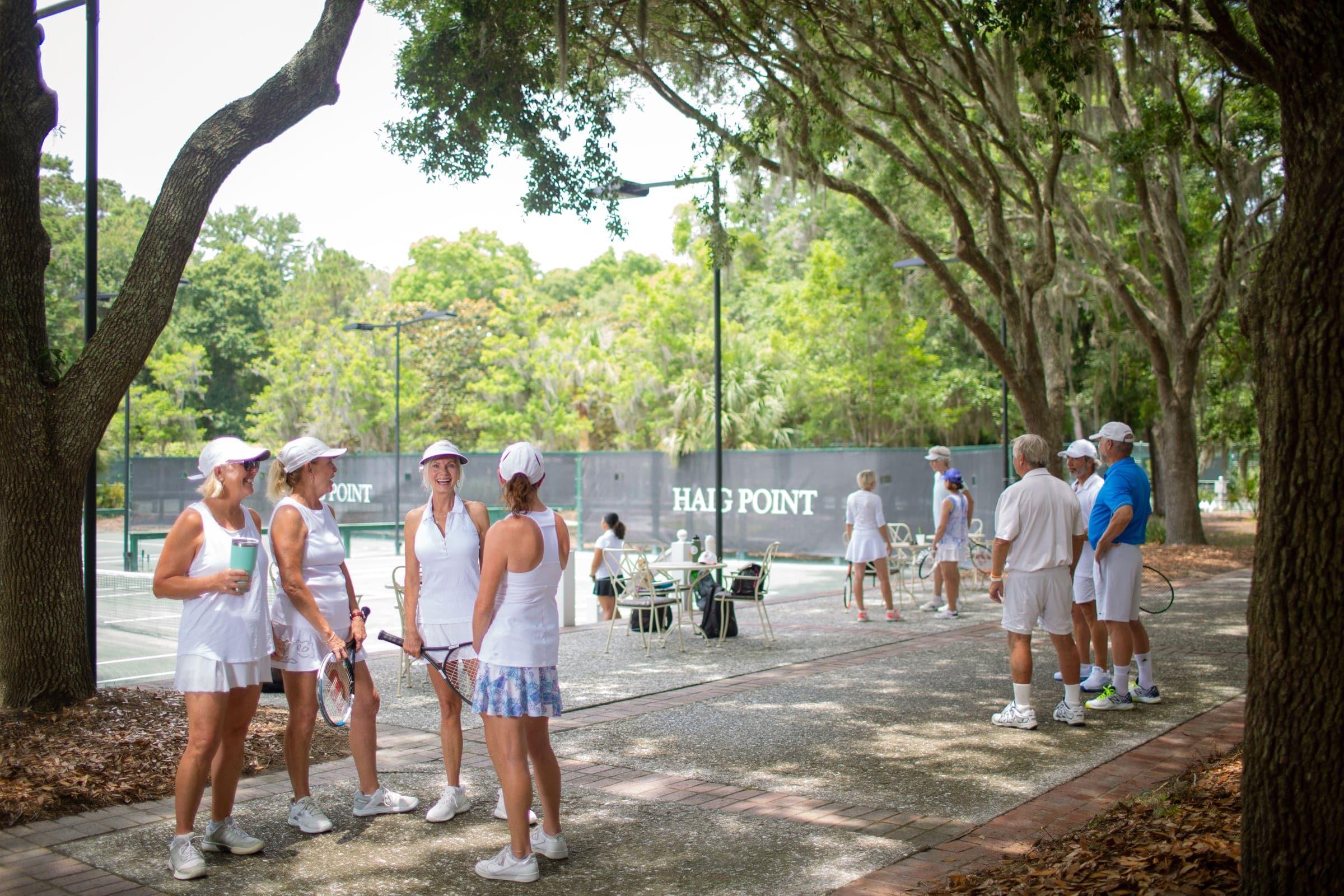 Haig Point Tennis Center