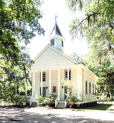 Daufuskie Church