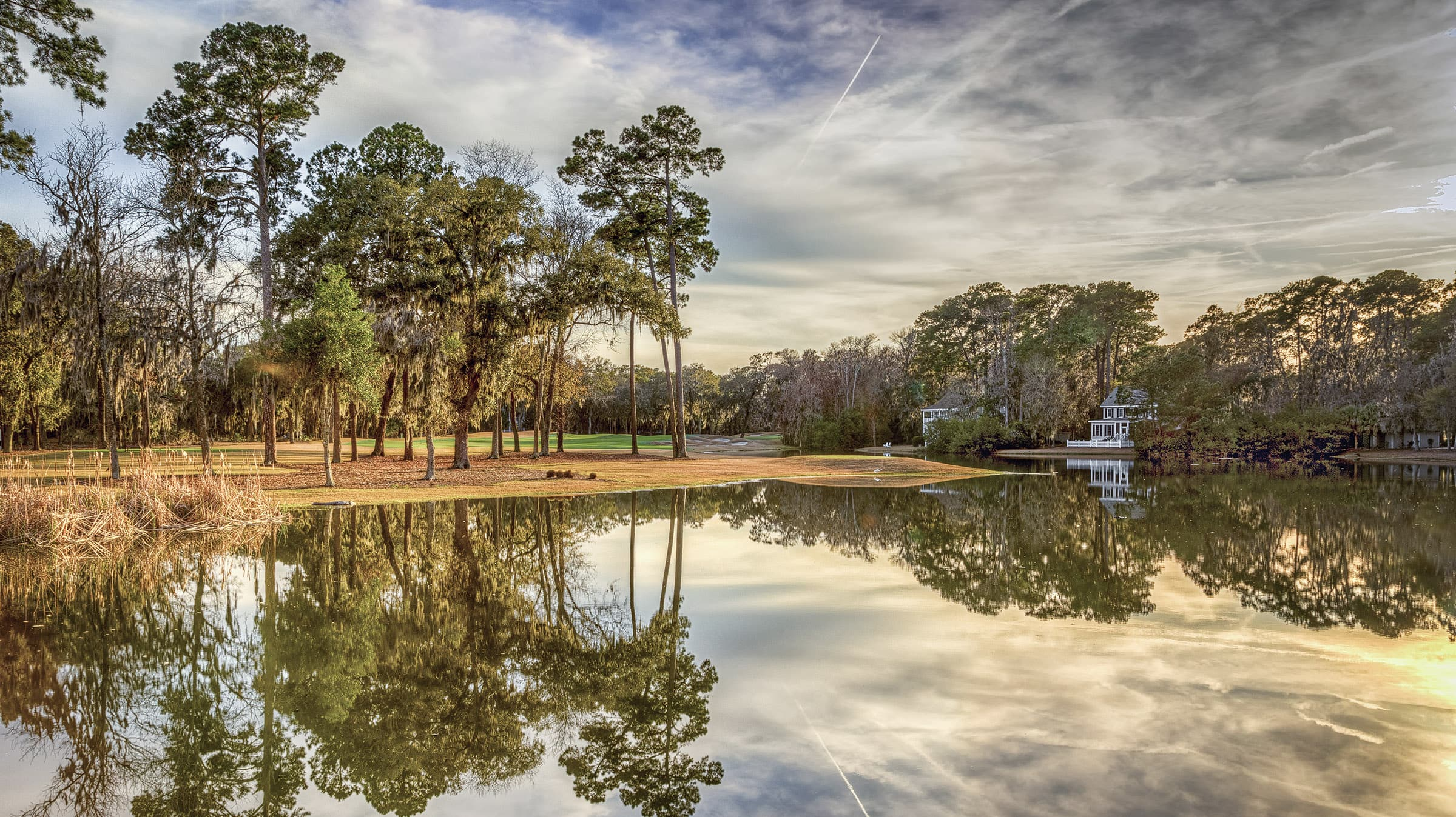 Real Estate Haig Point Pond